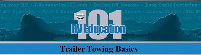 Trailer Towing Basics