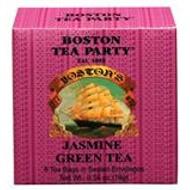 Jasmine from The Boston Tea Company
