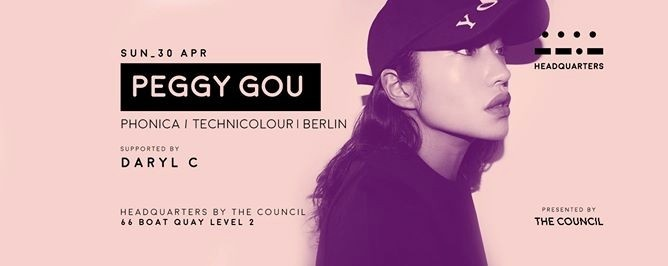 Labour Day Eve Special: The Council presents Peggy Gou