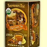 Chai Green Tea from Shepherd's Tea (AKA The Shepher'd Garden)