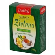 Gunpowder Green Tea with Lemon from Bastek