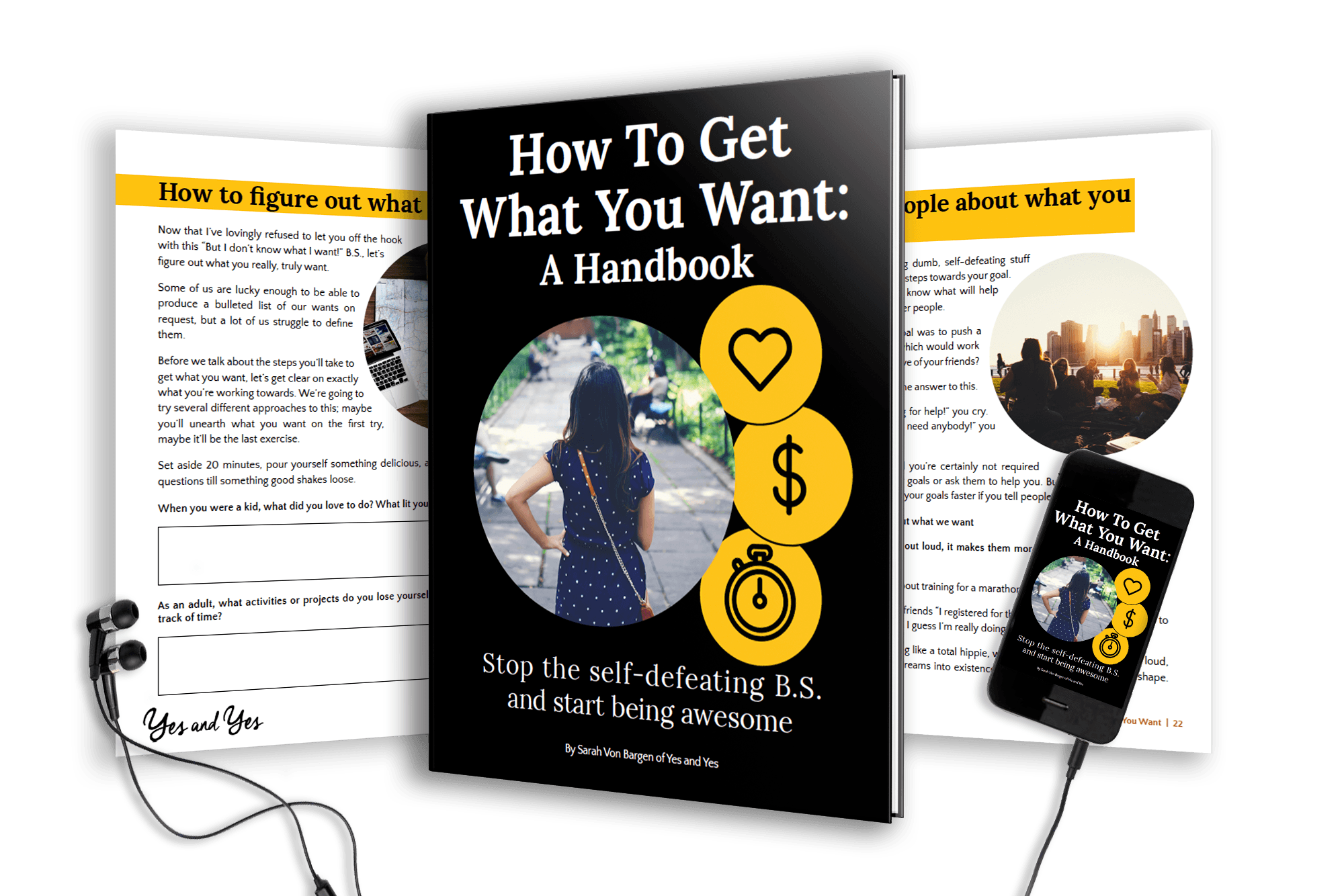 Get What You Want: A Handbook