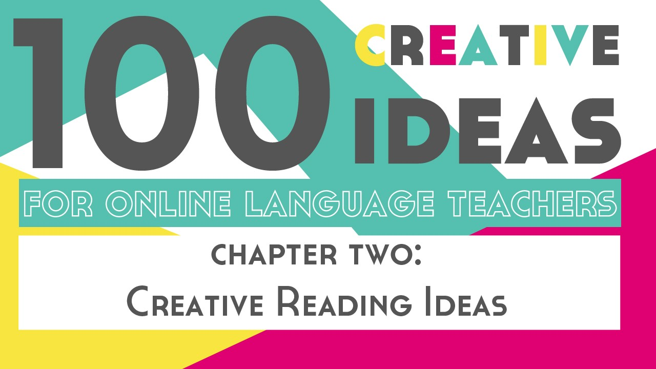 100 creative ideas for online language teachers lindsay does