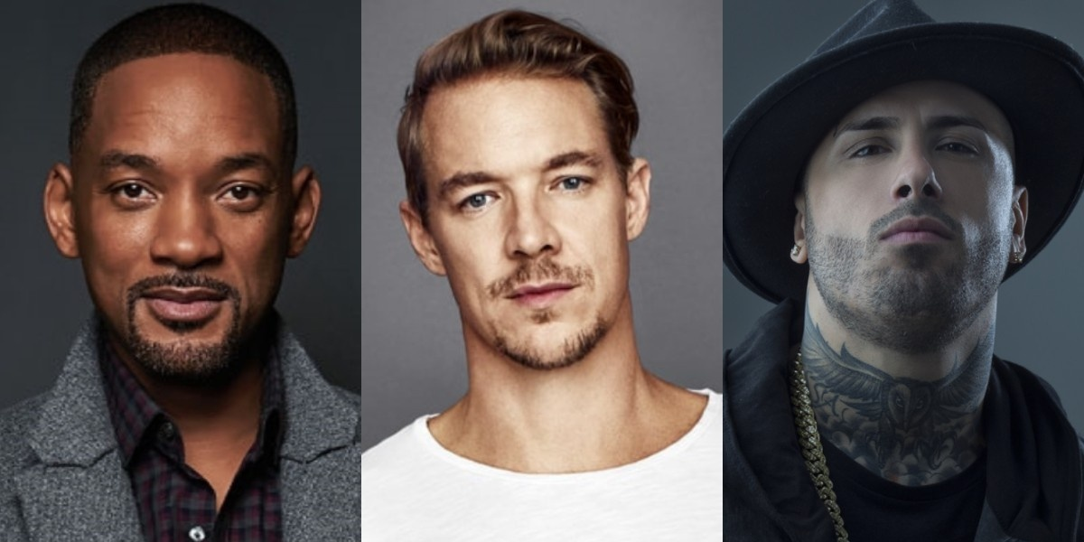 Official FIFA World Cup song 'Live It Up' features Diplo, Nicky Jam, and... Will Smith – listen