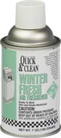 Aerosol Winter Fresh Metered 7 Oz