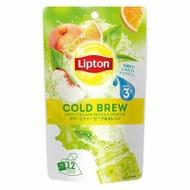 Cold Brew Green Tea Peach & Orange from Lipton