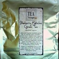 Blueberry Kukicha Green Tea from Tea Voyage