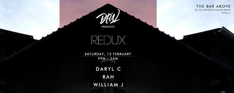 Darker Than Wax presents Redux