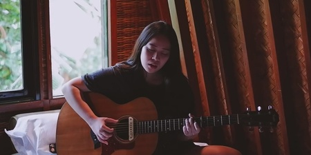 Reese Lansangan shares acoustic cover of Sarah McLachlan's 'Angel' – watch
