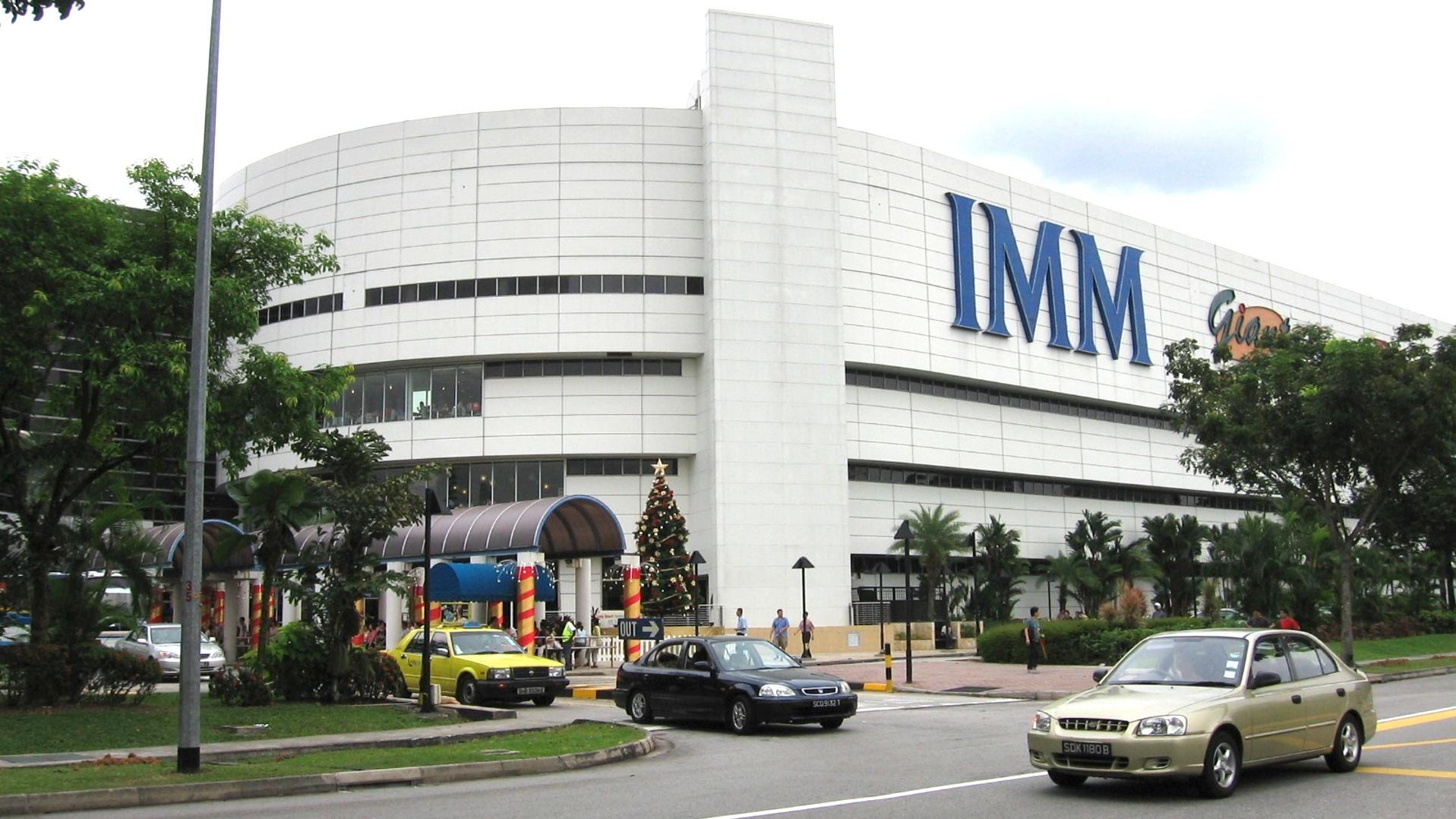 IMM Shopping Mall