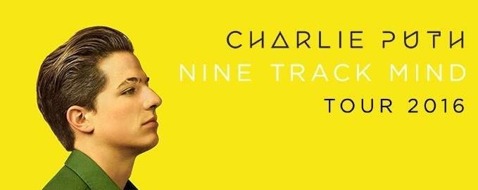 Nine Track Mind Tour: Charlie Puth Live in Manila