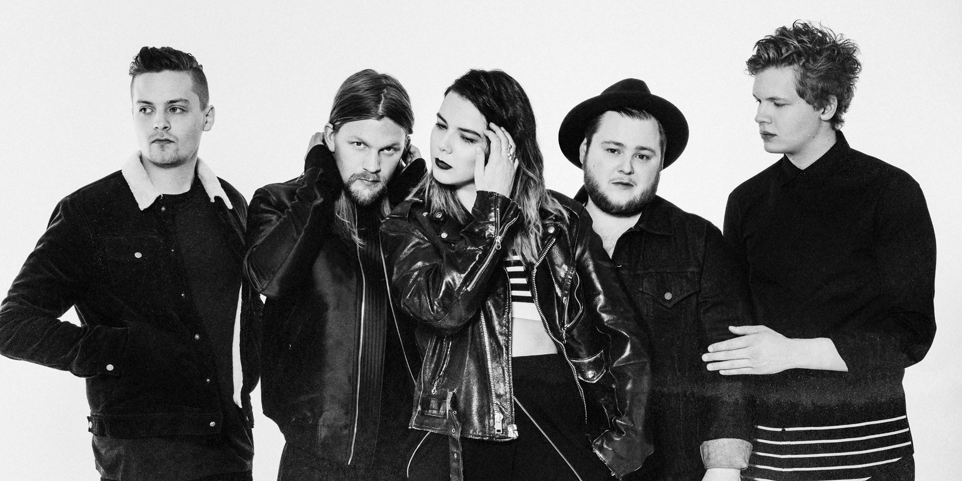 """Of Monsters and Men on songwriting: """"We try not to force anything"""""""