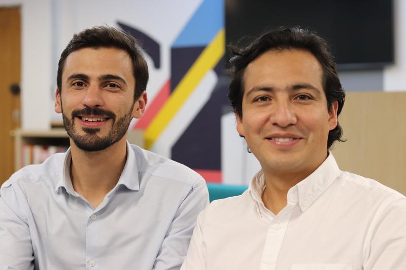 Federico Duarte C. y Juan Camilo González T.