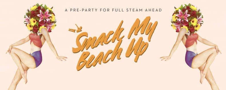 SMACK MY BEACH UP: THE POPTART EDITION