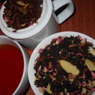 Almond Indulgence (Formerly Almond Cookie) from Butiki Teas