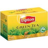 Honey Green Tea from Lipton