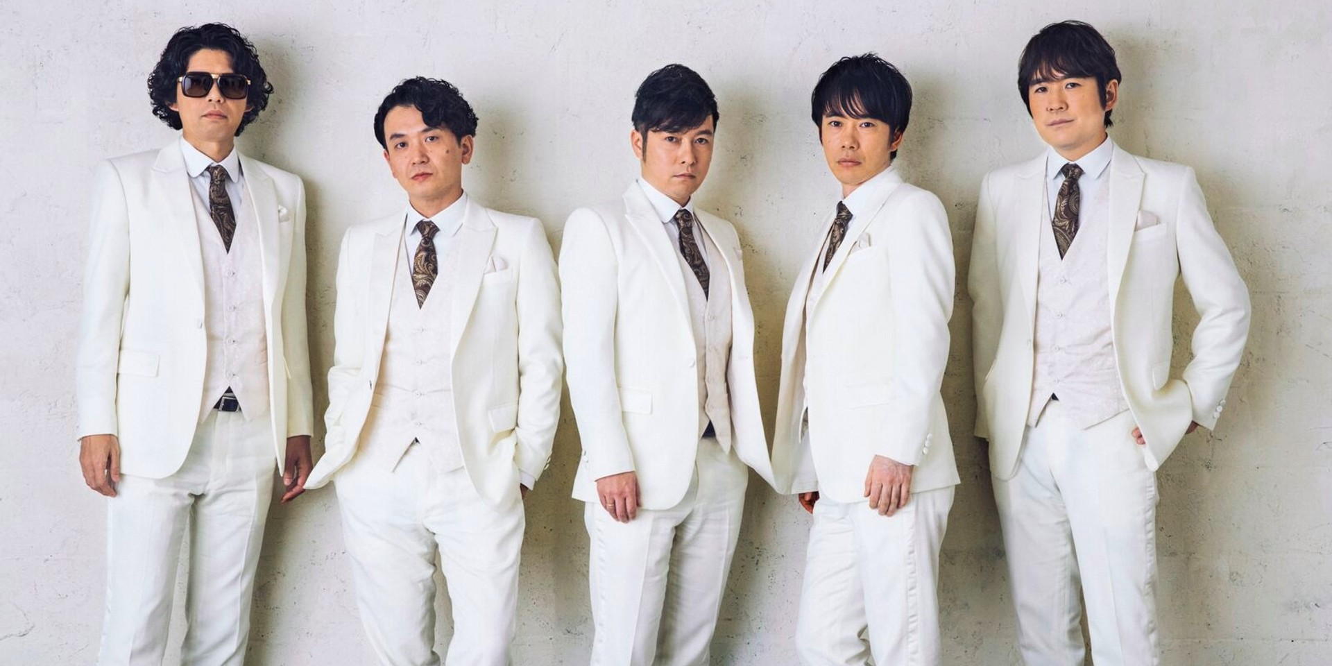 The Gospellers, Japan's premier R&B vocal group, started out as buskers