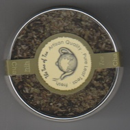 Moroccan Mint sampler from The Tao of Tea