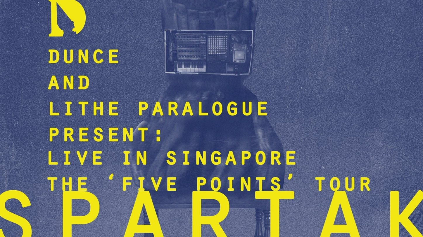 Spartak - Five Points: Live in Singapore