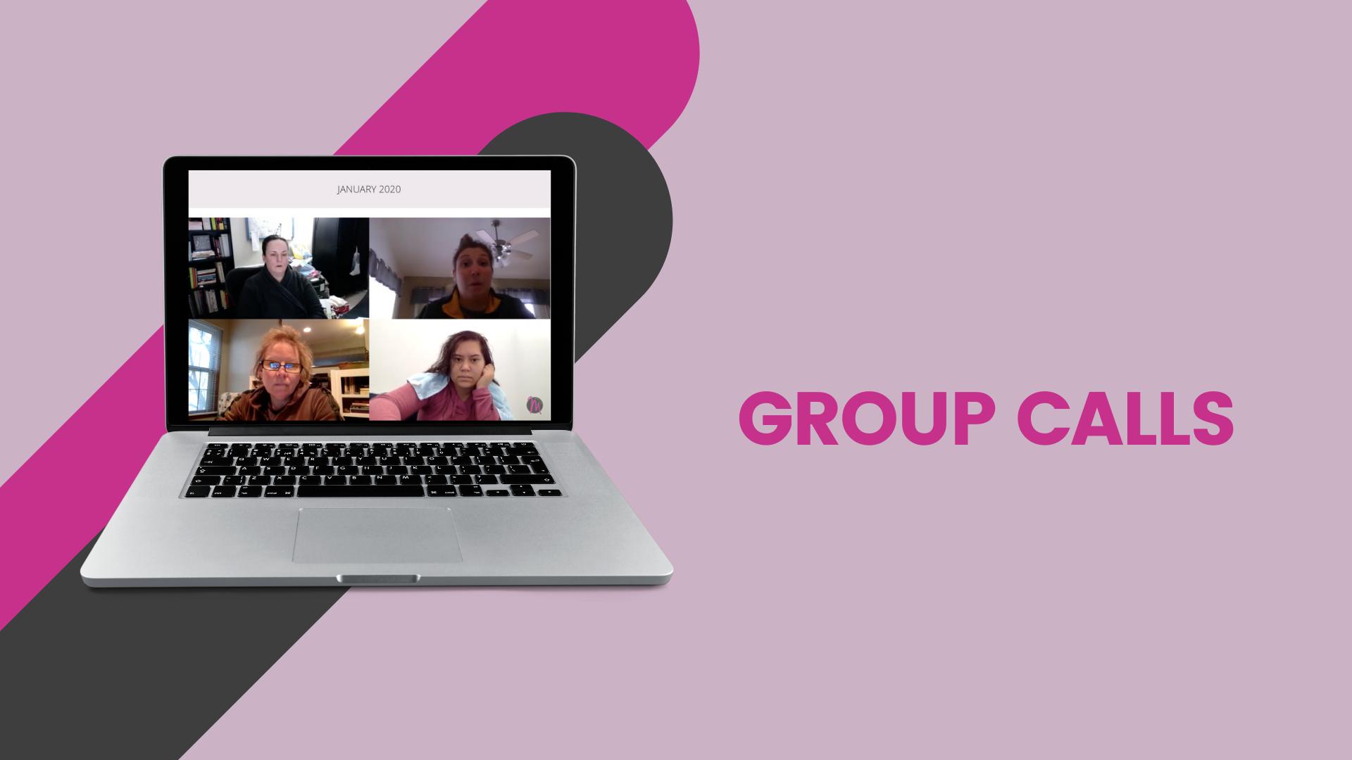 Group Calls Thumbnail Image