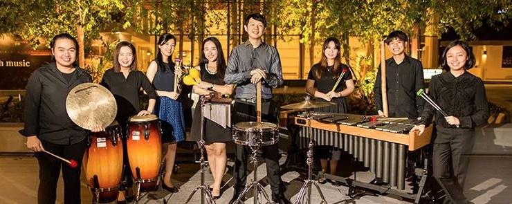 [YSTCM Percussion Ensemble] Emmanuel Séjourné and the Art of Solo Percussion