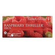 Raspberry Thriller Herbal Tea from President's Choice