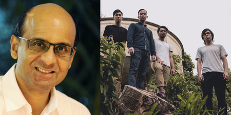DPM Tharman Shanmugaratnam shouts out Gentle Bones, approves of Sphaeras