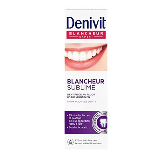 Dentifrice Blancheur Sublime