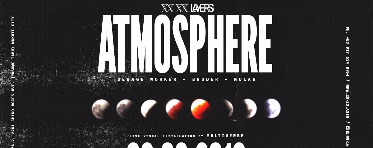 LAYERS: Atmosphere