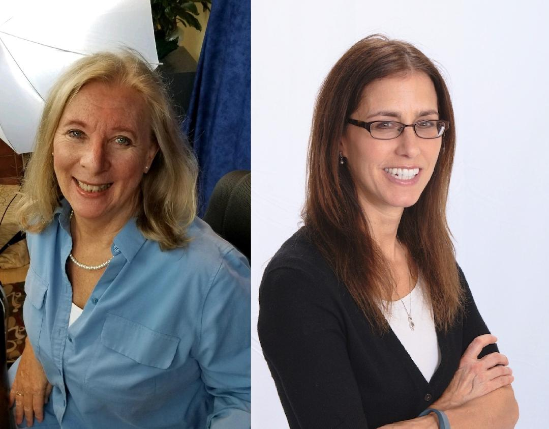 Jill Barnett Kaufman and Kathryn Kvols