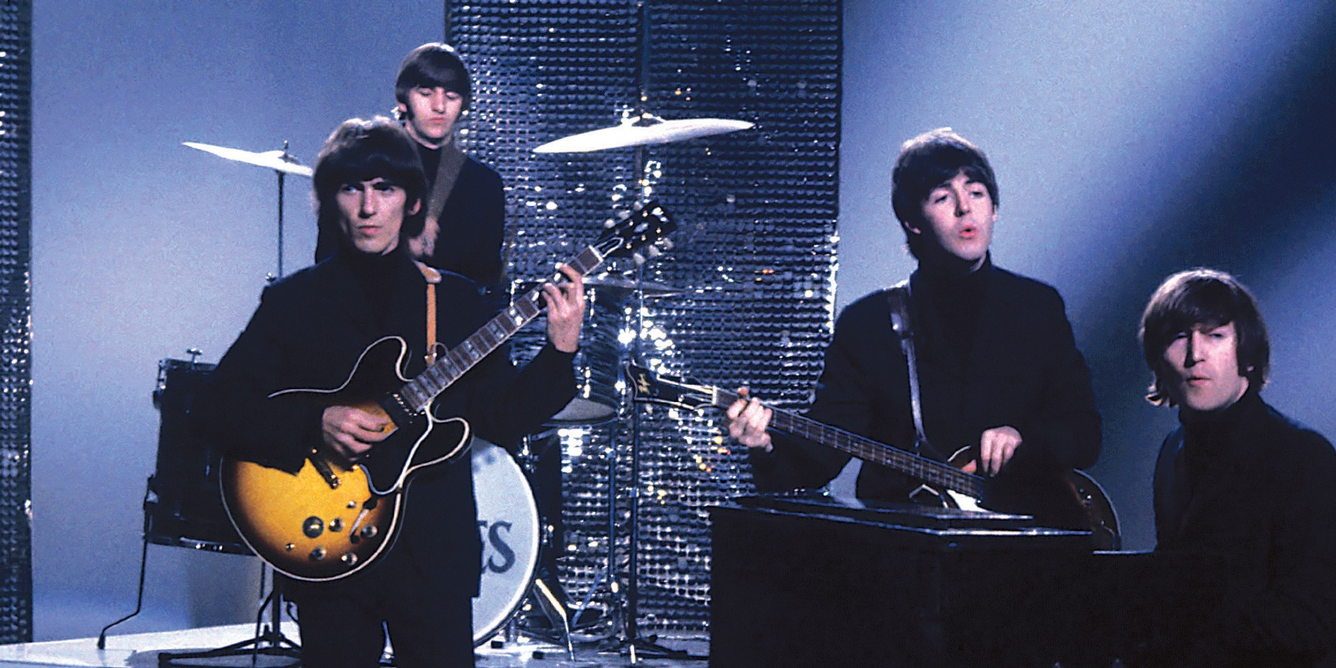 Watch The Beatles Resurrected in Glorious HD