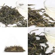 Jenier Island Green & Pouchong Sampler from Jenier World of Teas