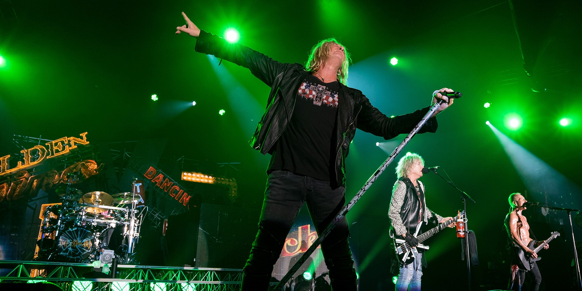 GIG REPORT: Def Leppard slays with ultimate hard rock assault, 38 years on