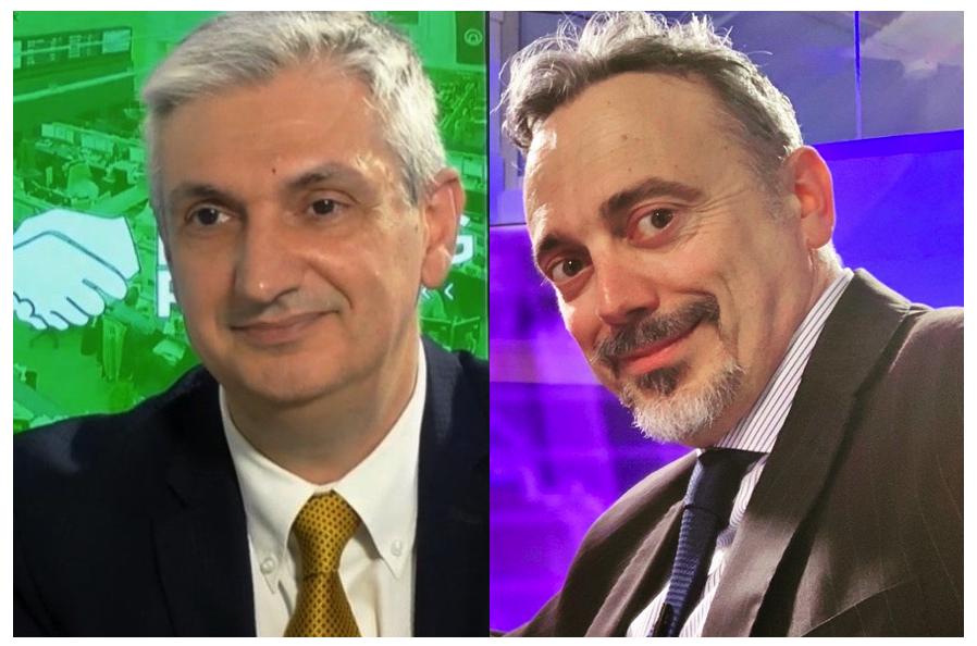 Luca Giusti e Maurizio Mazziero