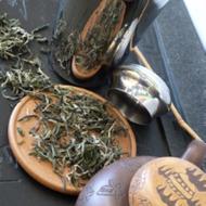 Hidden Treasure (2010 Special Cocktail Recipe) from Treasure Green Tea Co.