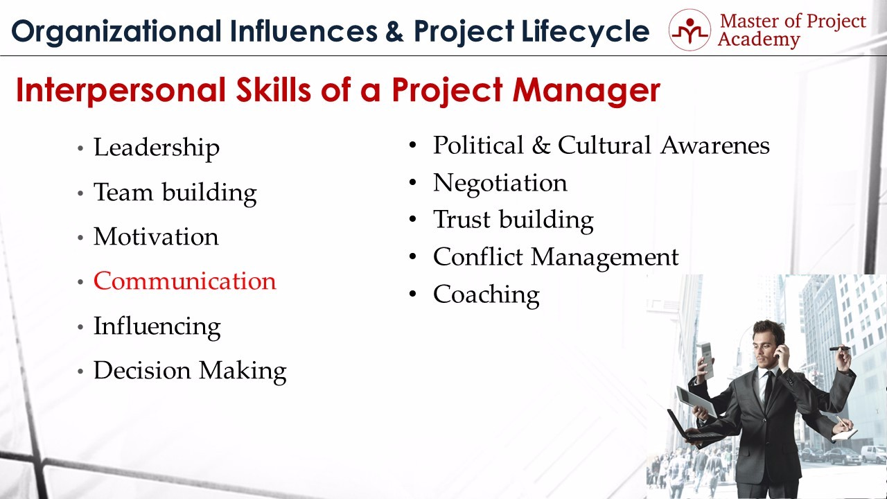 project manager in theory
