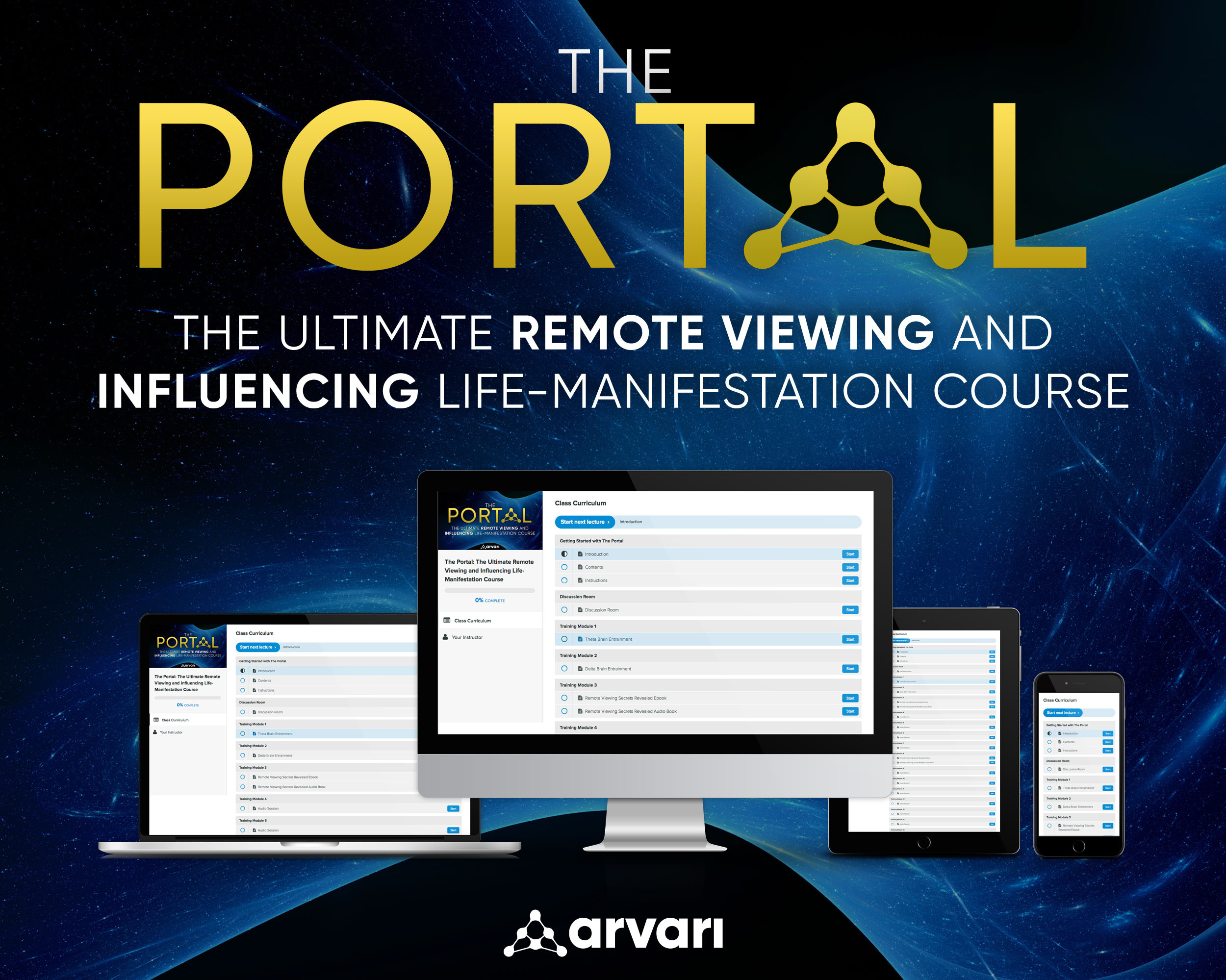 The portal the ultimate remote viewing and influencing discover how you can achieve success after success by perceiving anything anywhere in space and time within the screen of your own inner mind and become a fandeluxe Gallery