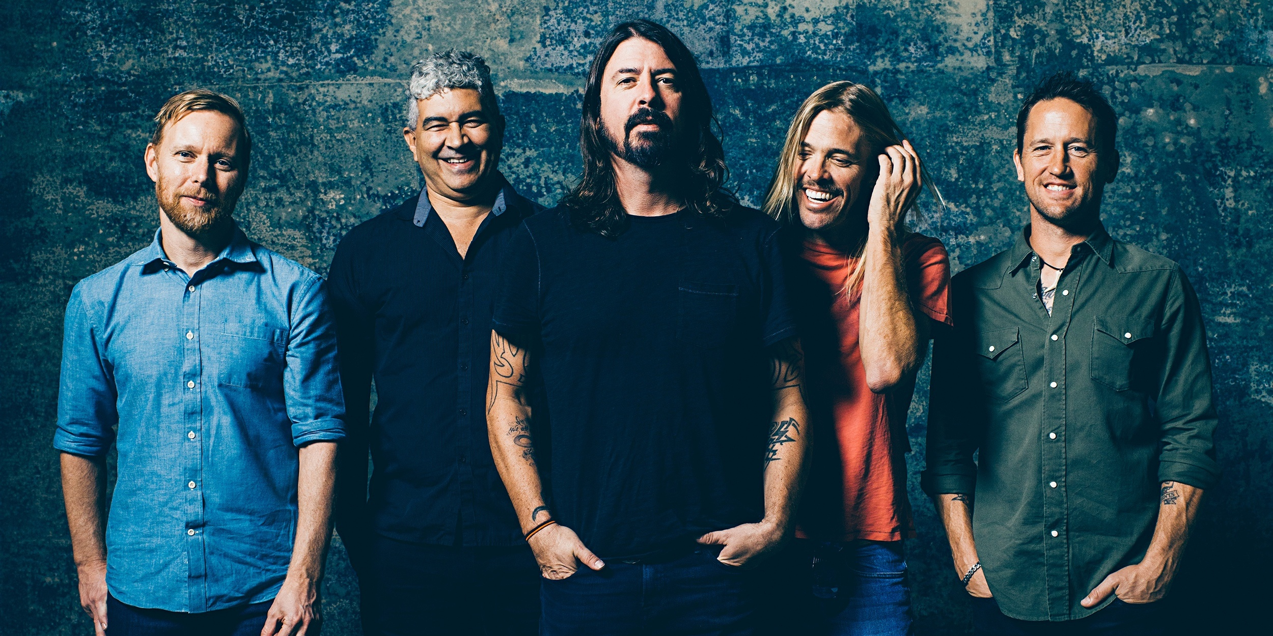 Foo Fighters will return to Singapore in 2017
