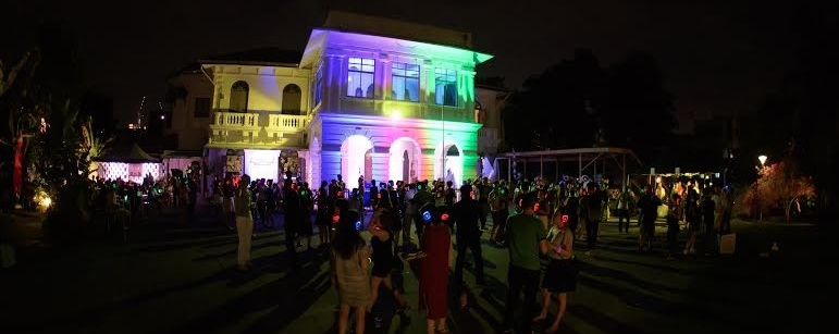 Silent Disco Asia - SOLD OUT