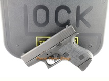 Glock 43 with 2 Mags, Case & Talon Grip. 9MM - USED