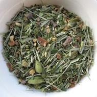 Lemongrass Mate Masala Chai from Yogic Chai