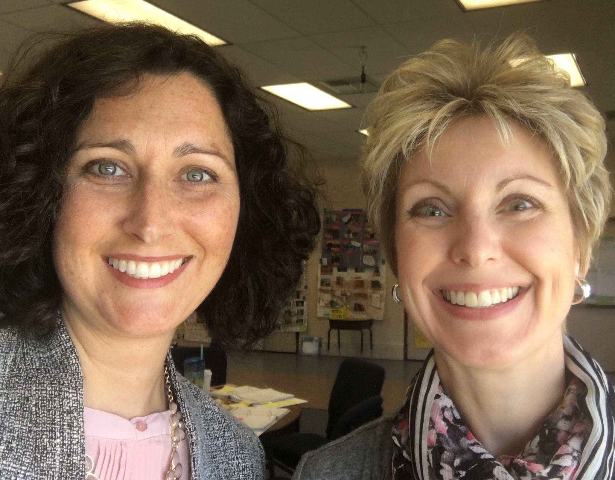 Jody Bader & Dr. Sara Martinez