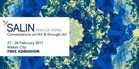 Para sa Sining's SALIN: Malayang Talakayan invites artists to join conversations on Filipino arts and culture