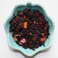 Pacific Passion Fruit Tisane from The Tea Time Shop