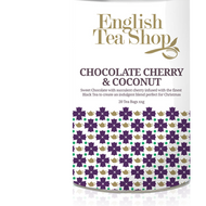 Chocolate, Cherry and Coconut from English Tea Shop