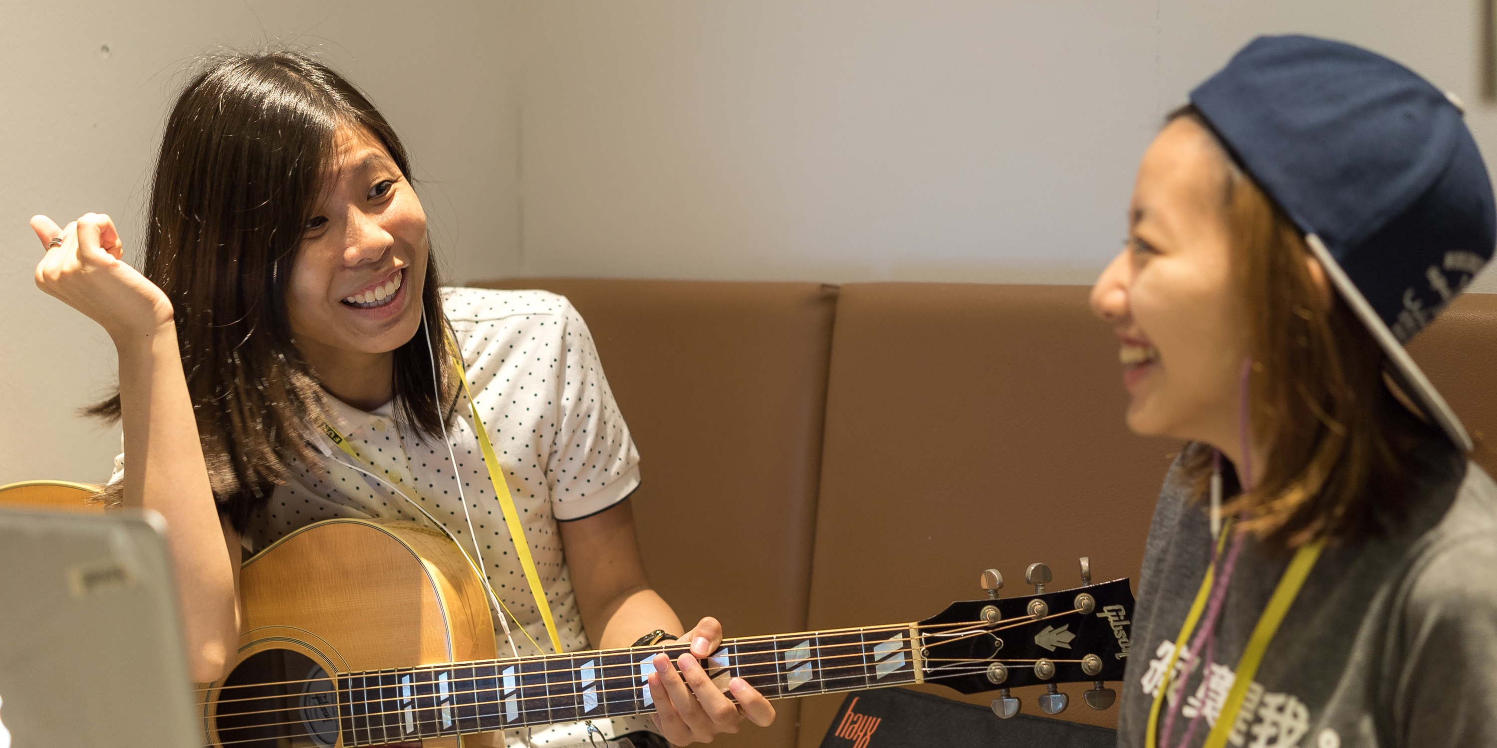 Here's a chance to hone your songwriting skills in the presence of Asian music greats