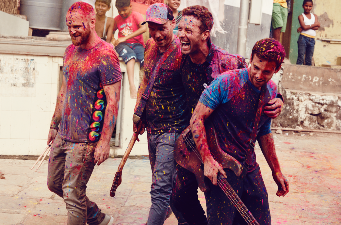 Confirmed: Coldplay coming to S'pore in 2017