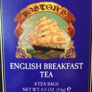 English Breakfast from The Boston Tea Company