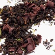 Chocolate Mint pu-erh from Angelina's Teas