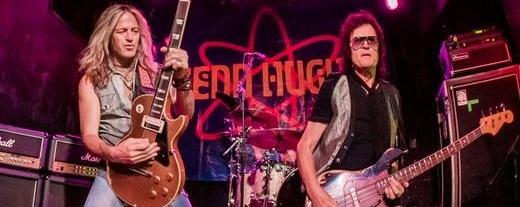 Glenn Hughes featuring Dough Aldrich Live in Singapore!